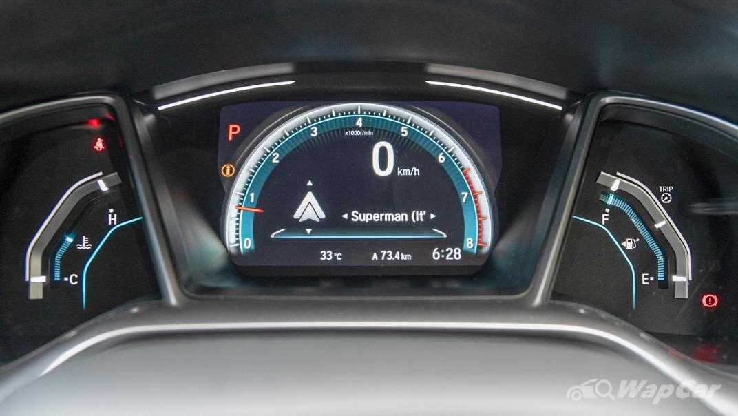 2020 Honda Civic 1.5 TC Premium Interior 013