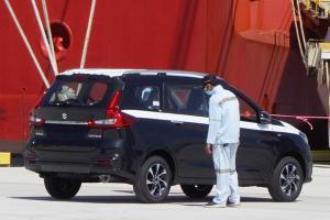 Suzuki Ertiga buatan Indonesia dieksport ke Brunei - Malaysia juga dalam perancangan Suzuki?
