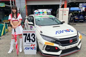 Honda Civic Type R's boss Kakinuma joins Super Taikyu race