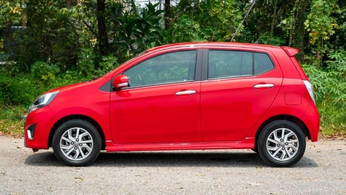 2018 Perodua Axia Advance 1.0 AT Exterior 006