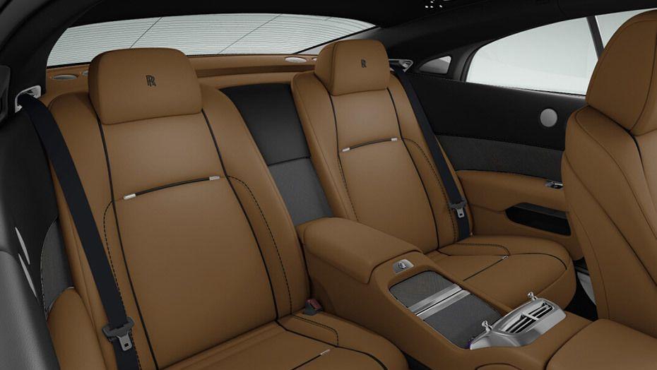 2013 Rolls-Royce Wraith Wraith Interior 006