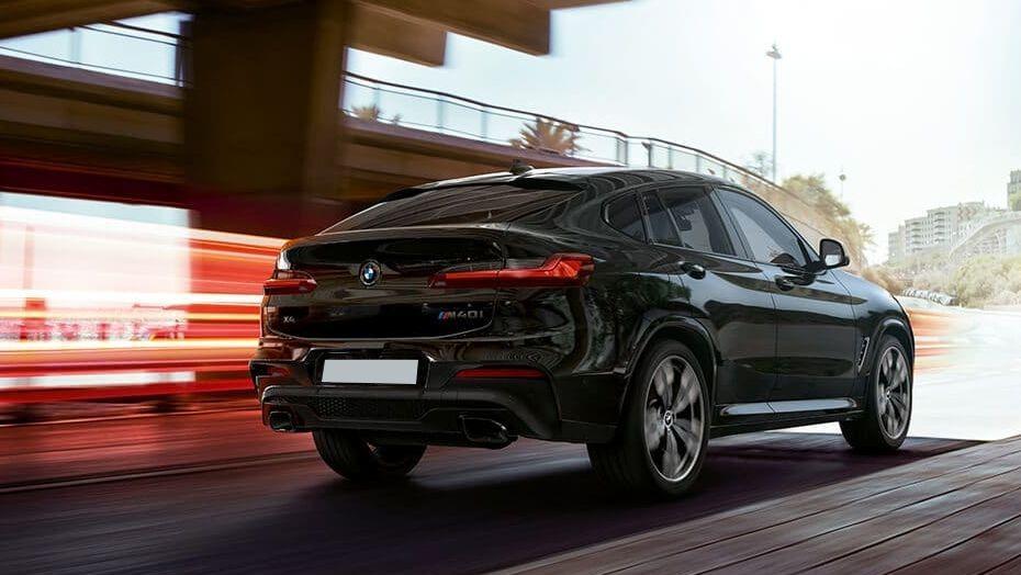 BMW X4 (2018) Exterior 007