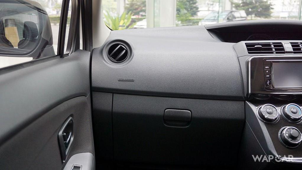 2018 Perodua Alza 1.5 AV AT Interior 003