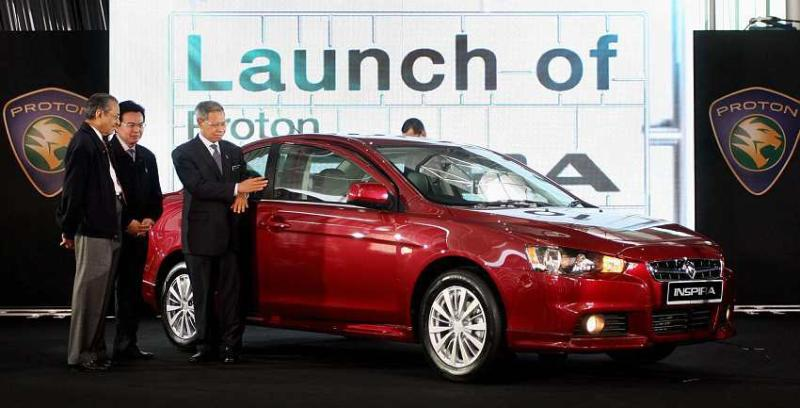 Used Proton Inspira for RM 20k! This or the Mitsubishi Lancer? 02
