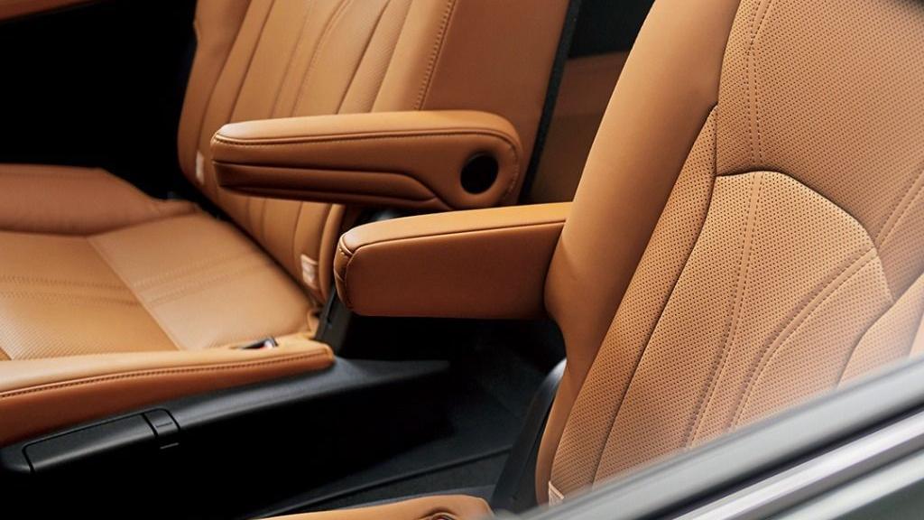 Lexus RX (2019) Interior 006