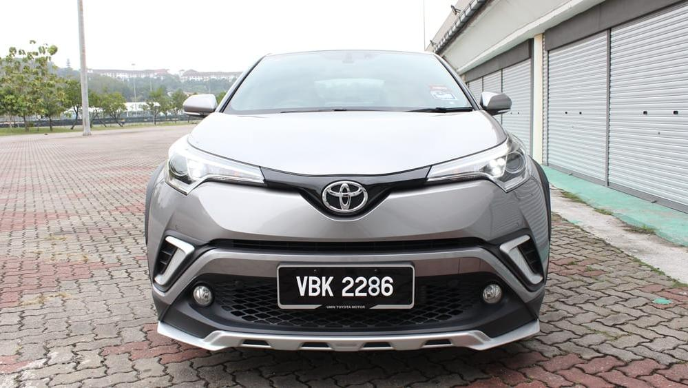2019 Toyota C-HR 1.8 Exterior 008