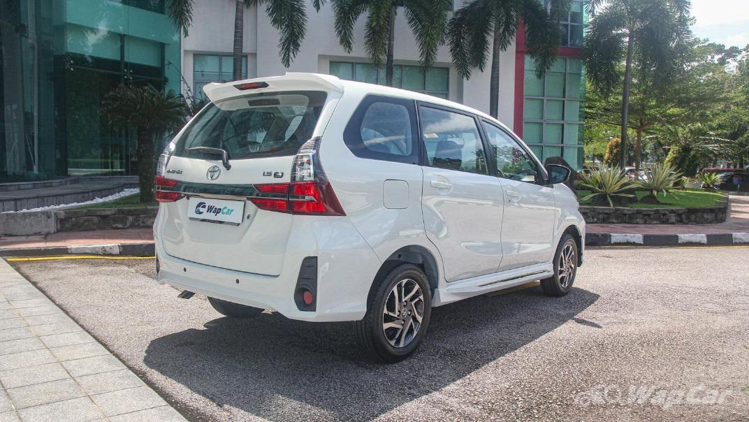 2019 Toyota Avanza 1.5S+ Exterior 005