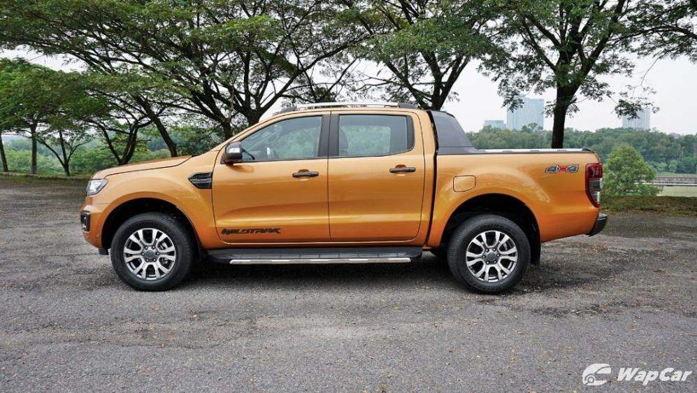 2018 Ford Ranger 2.0 Bi-Turbo WildTrak 4x4 (A) Exterior 008