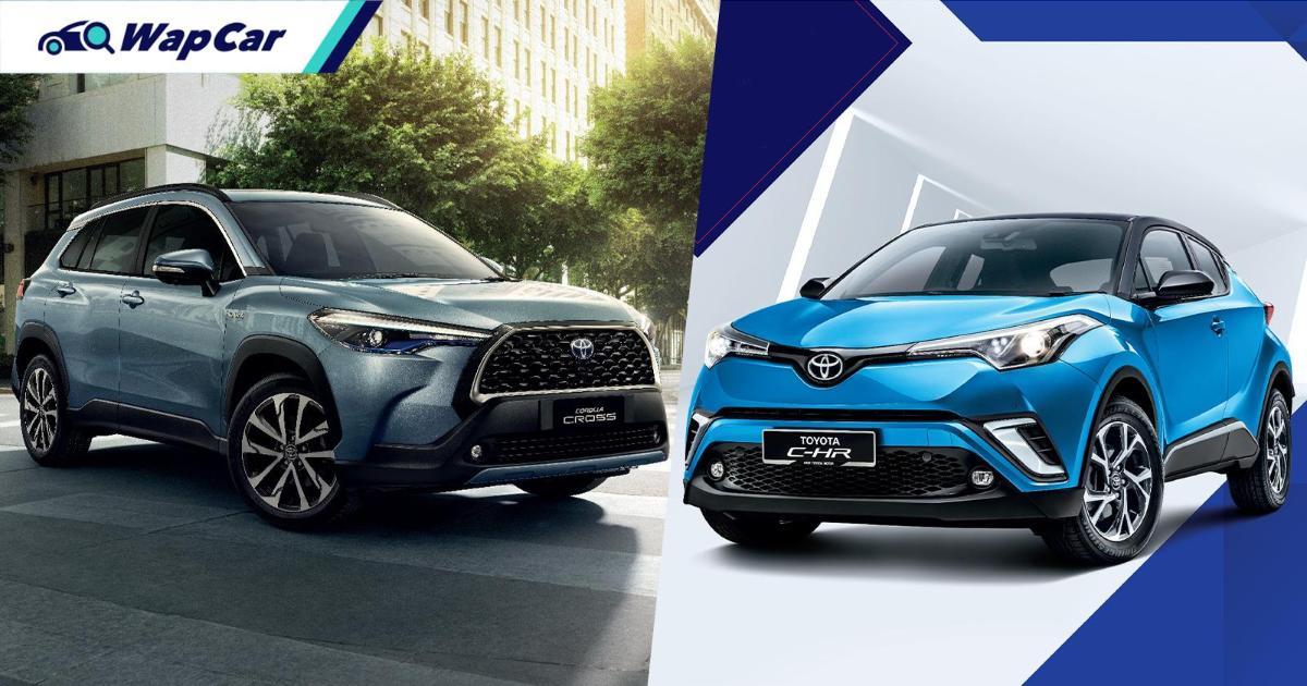 Mampukah Toyota Corolla Cross 2021 CKD tebus kekurangan Toyota C-HR? 01