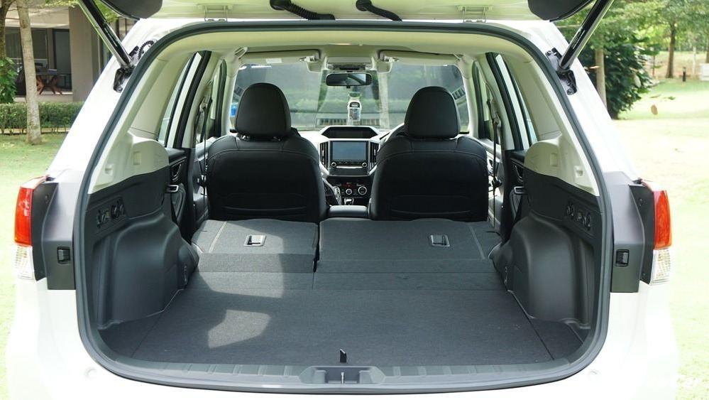 2019 Subaru Forester 2.0i-S EyeSight Interior 032