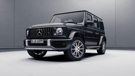 2018 Mercedes-Benz AMG G-Class AMG G 63 Price, Specs, Reviews, Gallery In Malaysia | WapCar