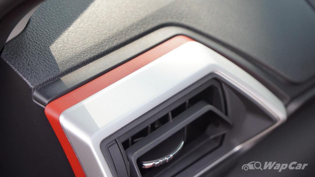 2021 Perodua Ativa 1.0L Turbo AV Special Metallic Interior 021