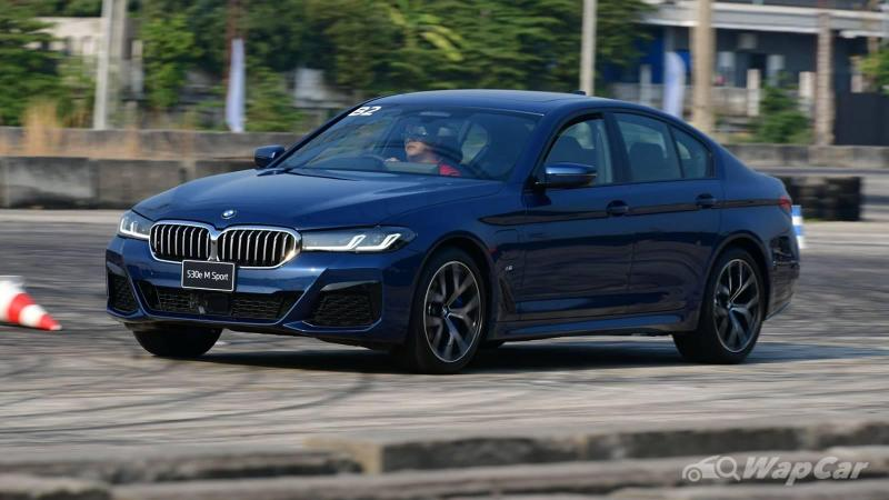 Estimated prices for Malaysia-specs G30 BMW 5 Series LCI (facelift), up by RM 9k - 24k 02