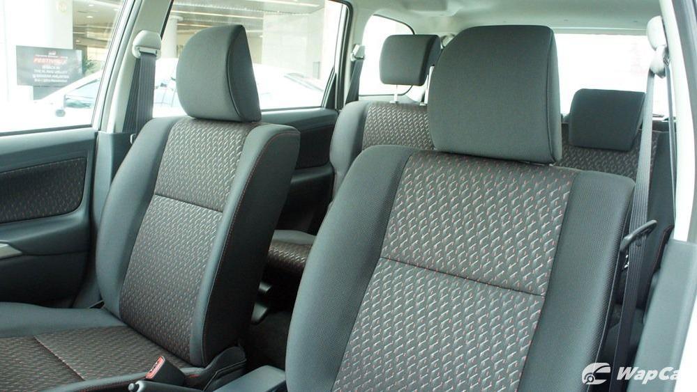 2019 Toyota Avanza 1.5S Interior 008