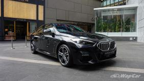 2020 BMW 2 Series 218i Gran Coupe Exterior 014