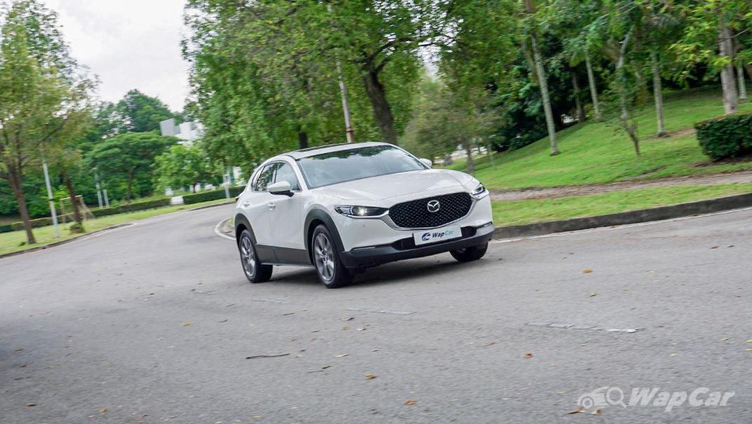 2020 Mazda CX-30 SKYACTIV-G 2.0 High Exterior 038