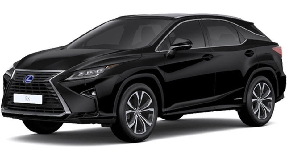 Lexus RX (2018) Others 004