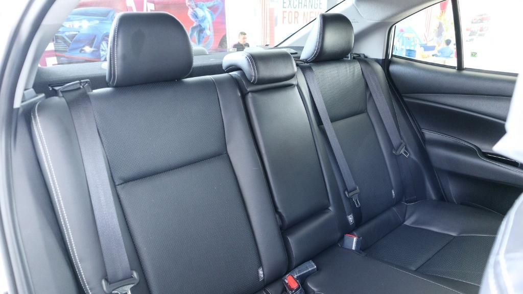 2019 Toyota Vios 1.5G Interior 025