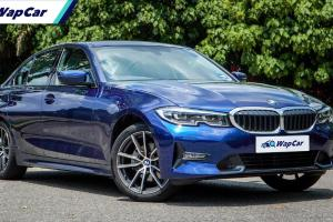 BMW Malaysia perkenalkan harga yang lebih rendah, BMW 320i jimat sehingga RM 1,911!