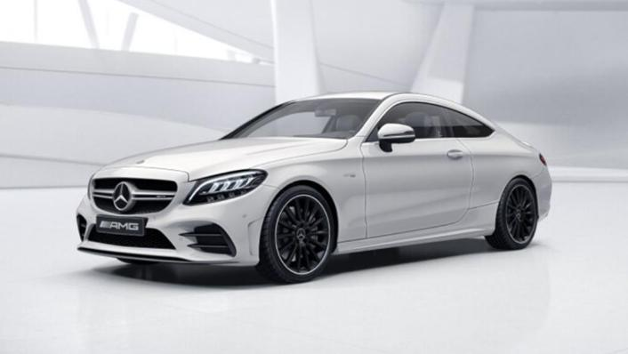 2018 Mercedes-Benz AMG C-Class Coupe AMG C 43 4MATIC Exterior 002