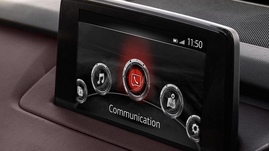 Mazda CX-9 (2018) Interior 004