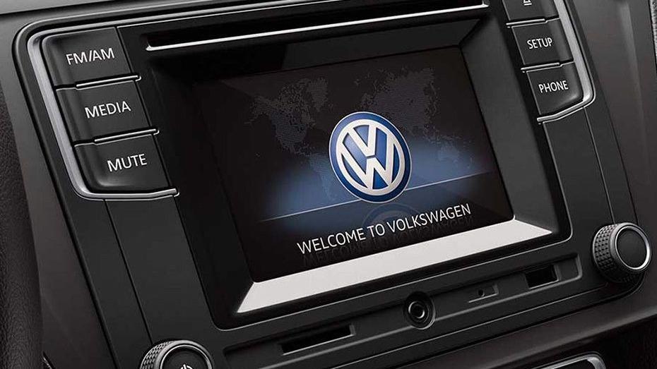 Volkswagen Vento (2018) Interior 008