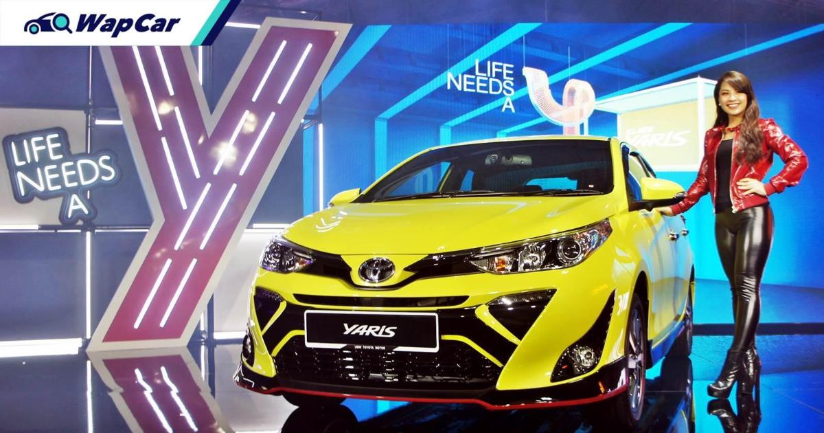 3 Kebaikan & Keburukan: Toyota Yaris, lagi gempak dari Honda Jazz? 01