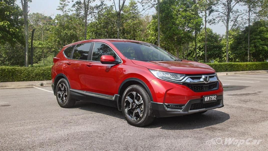 2019 Honda CR-V 1.5TC Premium 2WD Exterior 003