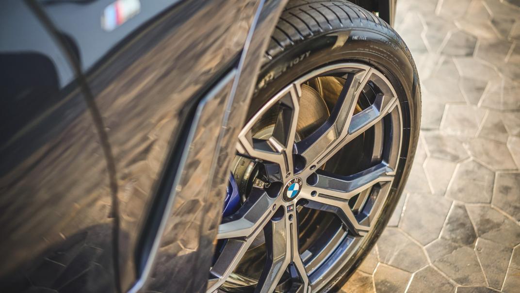 2020 BMW X6 xDrive40i M Sport Exterior 007