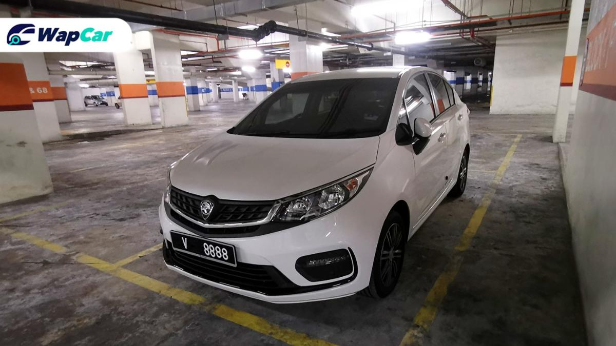 Owner Review: So Proud of Getting a National Car! My Journey with the Proton Persona 01