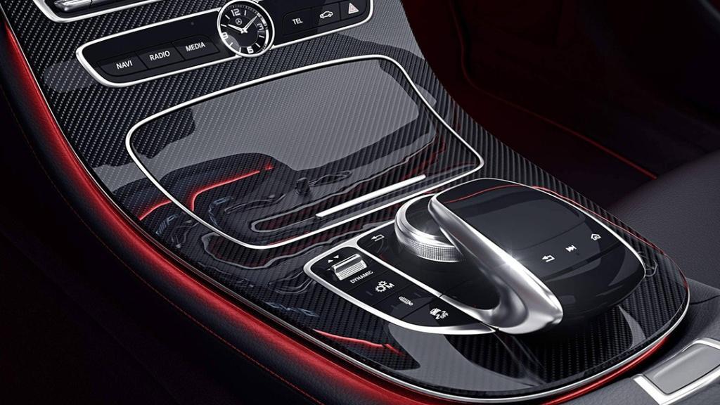 Mercedes-Benz AMG E-Class (2019) Interior 016