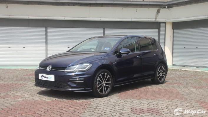 2018 Volkswagen Golf 1.4 TSI R-Line Exterior 001