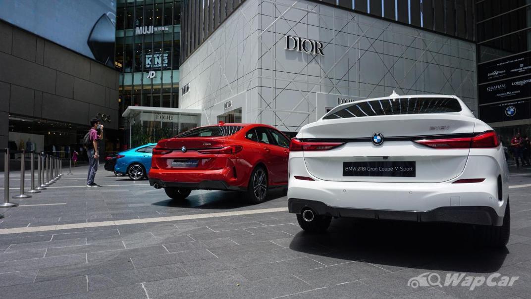 2020 BMW 2 Series 218i Gran Coupe Exterior 090