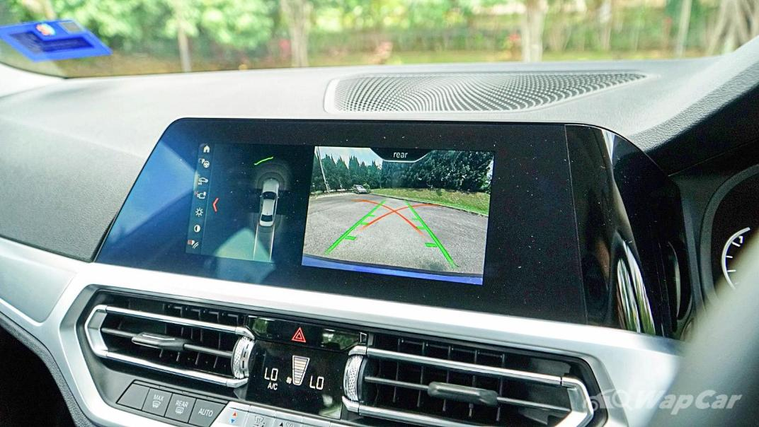 2020 BMW 3 Series 320i Sport Interior 018