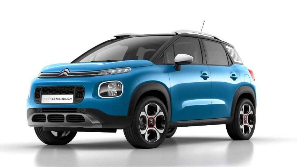 Citroën New C3 AIRCROSS (2019) Others 004