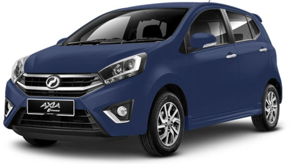 Perodua Axia (2018) Others 004