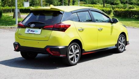 2019 Toyota Yaris 1.5G Price, Specs, Reviews, Gallery In Malaysia | WapCar