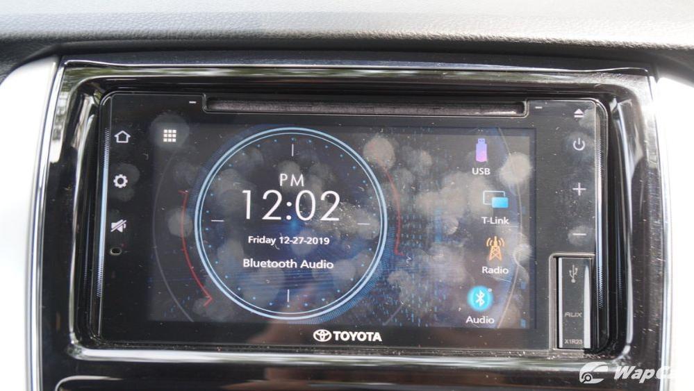 2019 Toyota Vios 1.5G Interior 083