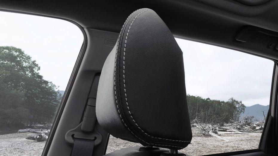 Subaru Forester (2018) Interior 009