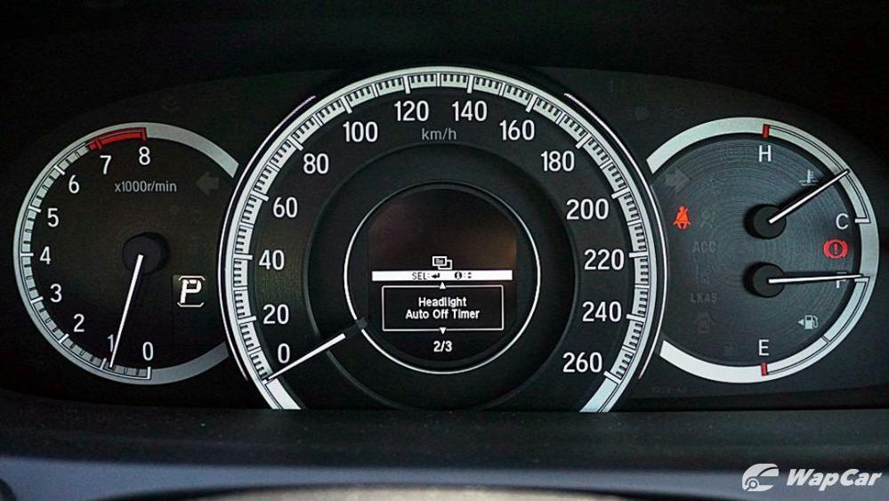 2018 Honda Accord 2.4 VTi-L Advance Interior 023
