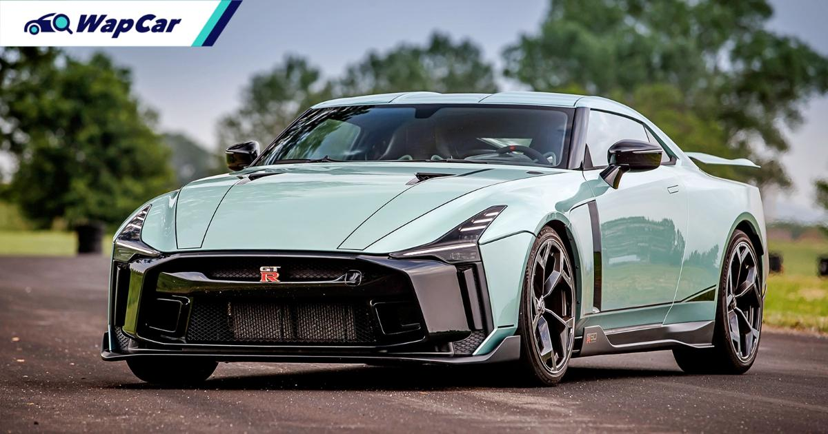 2022 Nissan GT-R to get 48V mild hybrid powertrain, 600 PS/652 Nm 01