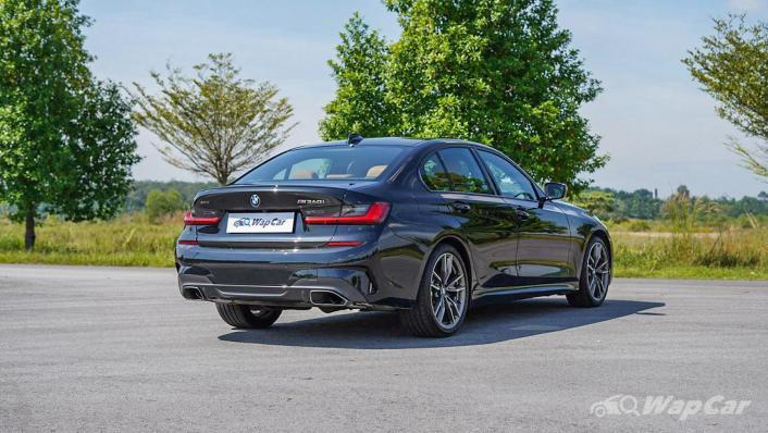 2020 BMW M3 M340i xDrive Exterior 005