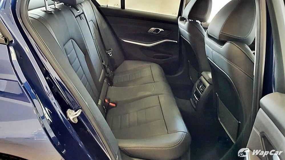 2020 BMW 3 Series 320i Sport Interior 137