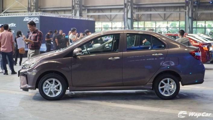 2020 Perodua Bezza 1.0 G (M) Exterior 007