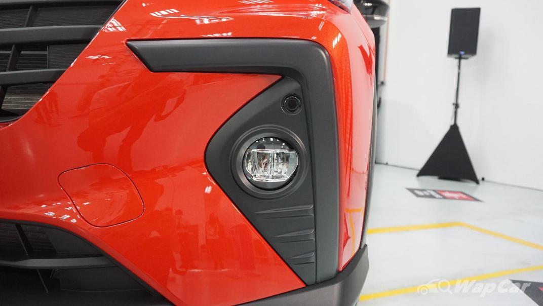 2021 Perodua Ativa 1.0L Turbo AV Exterior 014