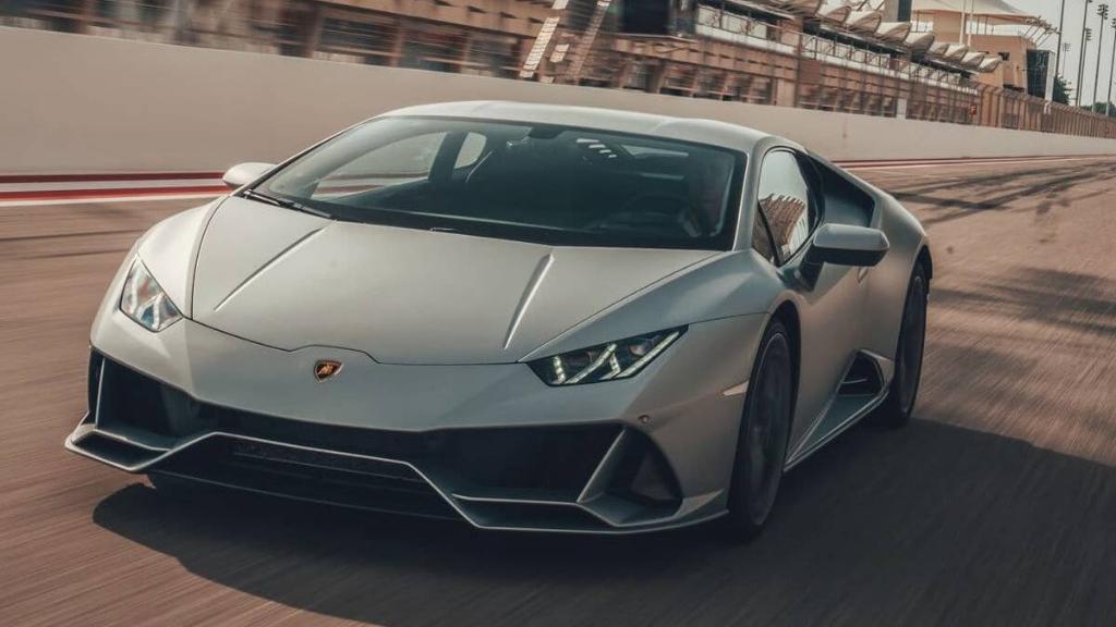 Lamborghini Huracán (2019) Exterior 004