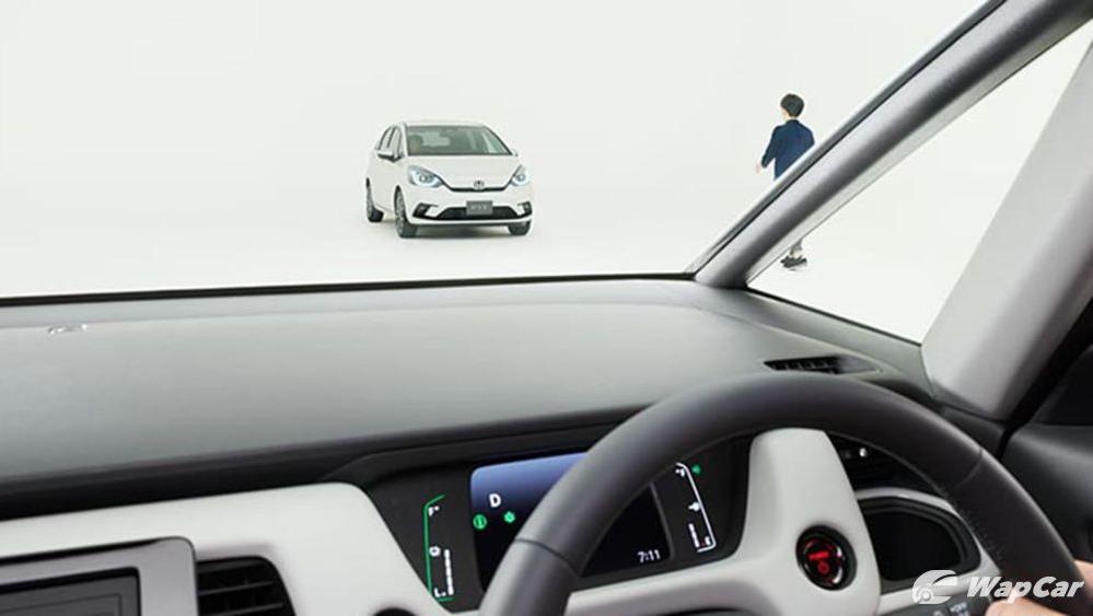 Honda Jazz (2020) Interior 012
