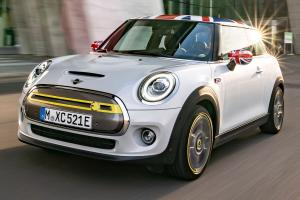 MINI's last internal combustion engine model to launch in 2025