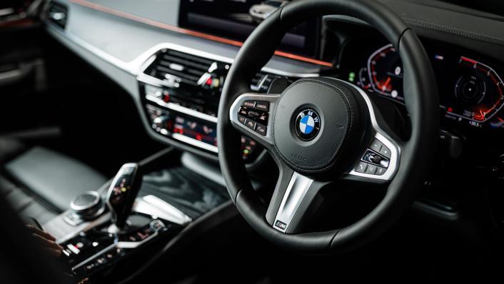 2021 BMW 6 Series GT 630i M Sport Interior 002