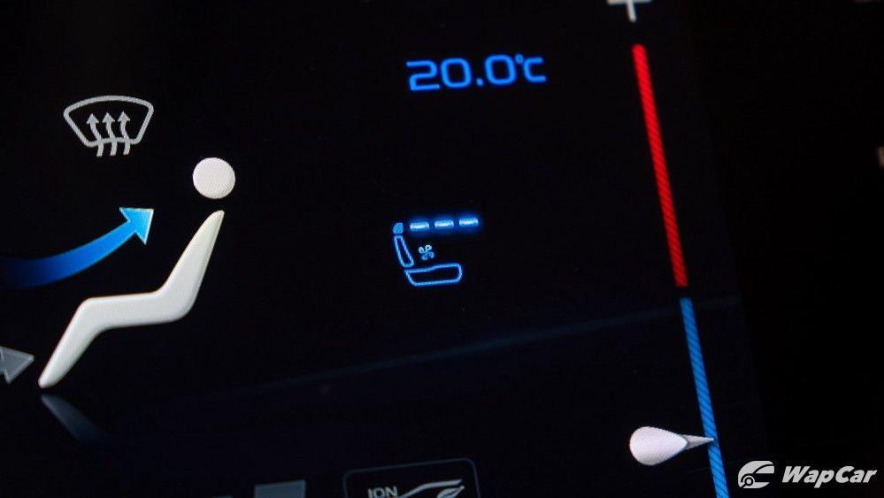 2020 Proton X70 1.8 Premium 2WD Interior 019